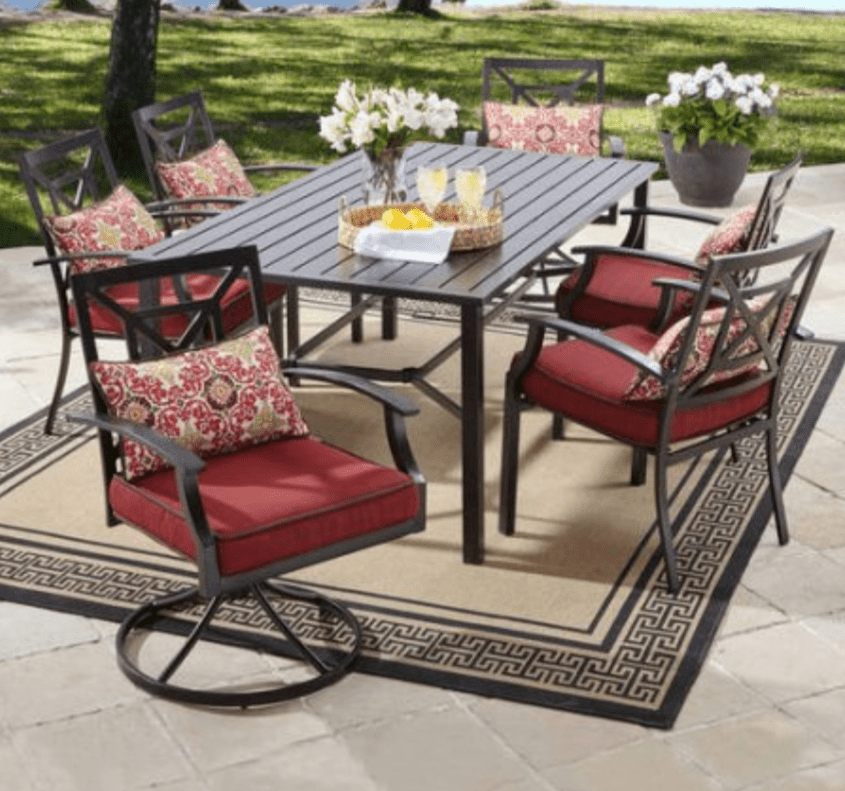 Best 7 Piece Set Better Homes And Gardens Carter Hills Dining