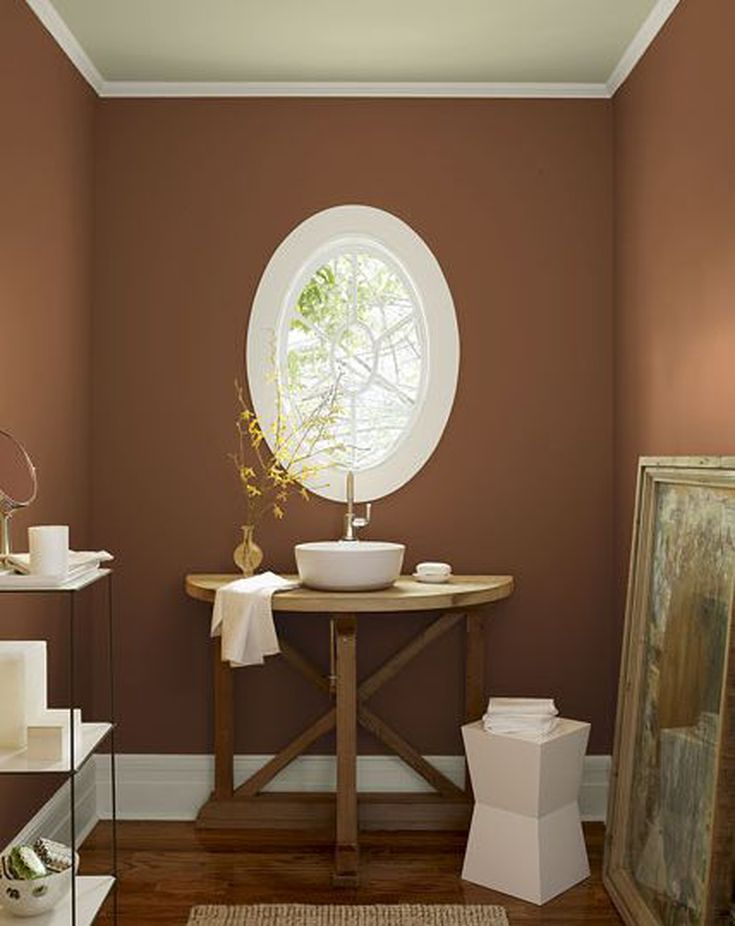Inspirational Brown Interior Paint Colors