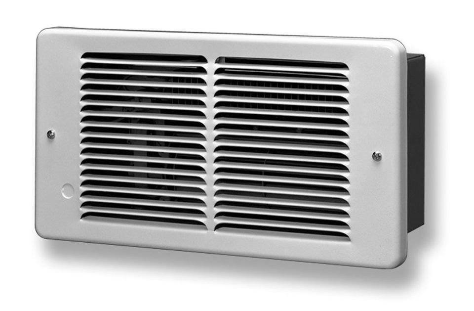 A Pic-a-Watt electric wall heater