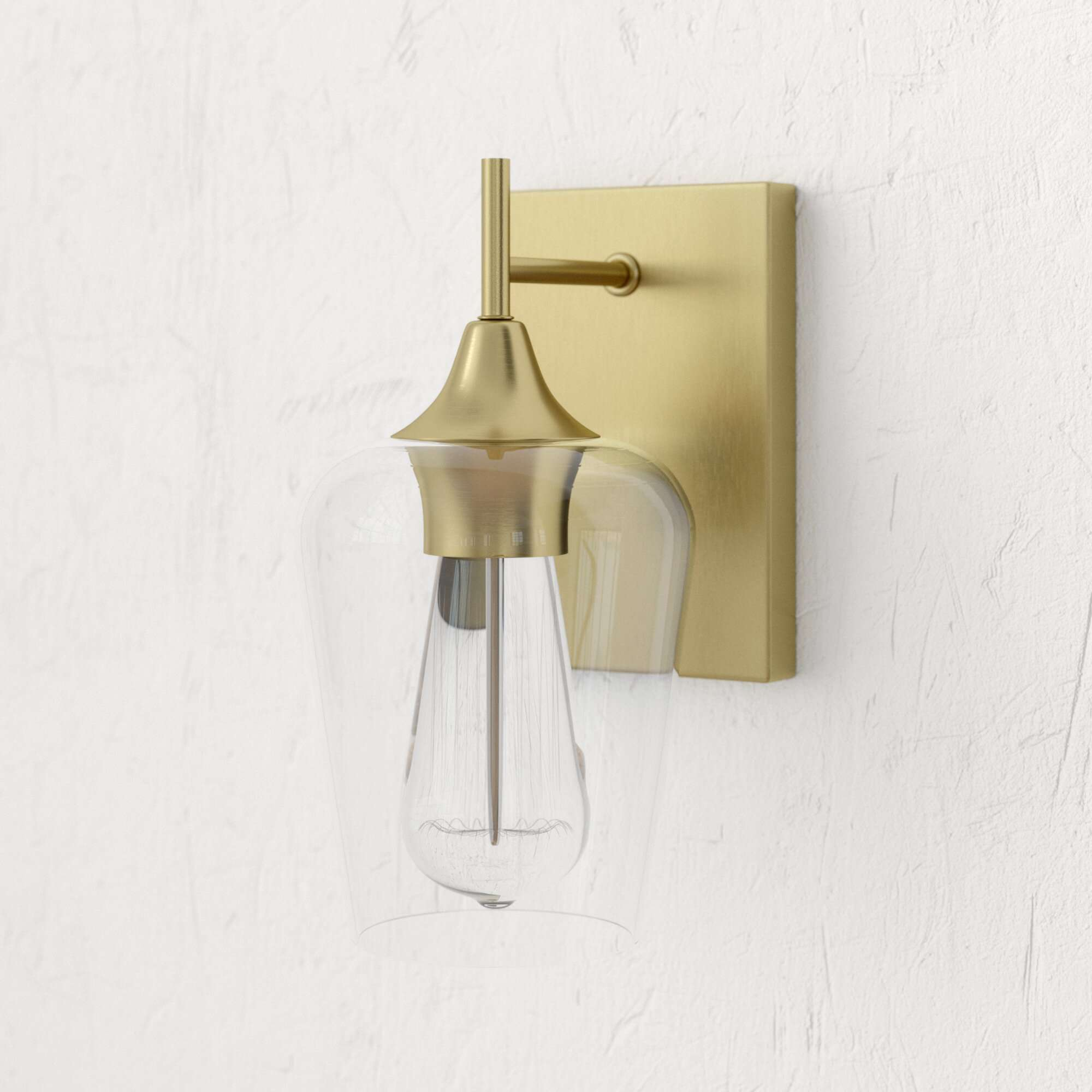 Birch Lane Keener Dimmable Armed Sconce