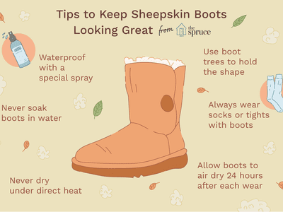 Your Guide For Cleaning Ugg Or Any Sheepskin Boots Inside And Out