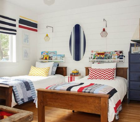 10 Awesome Before & After Kids\' Bedrooms