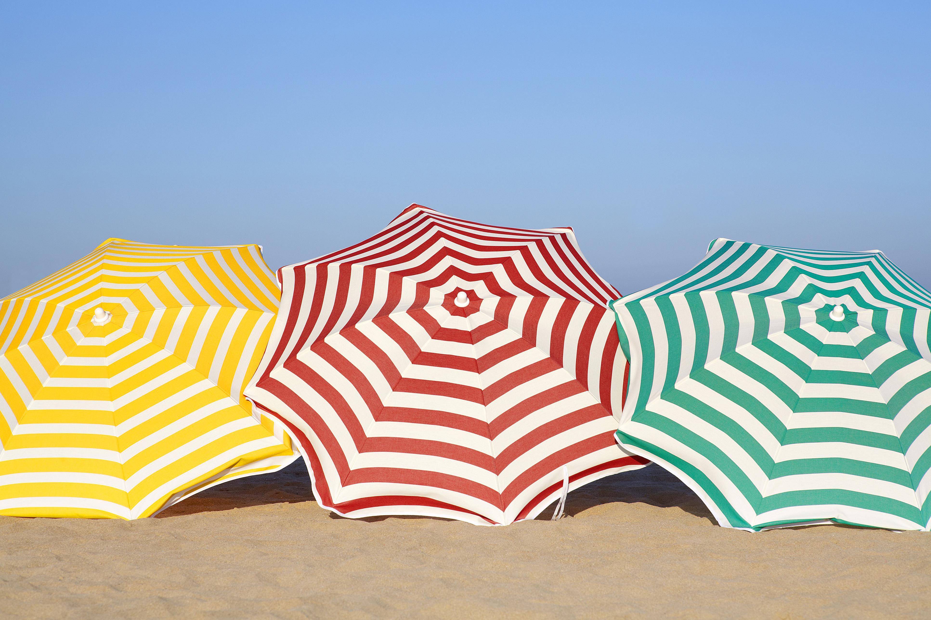 How To Clean Outdoor Umbrellas