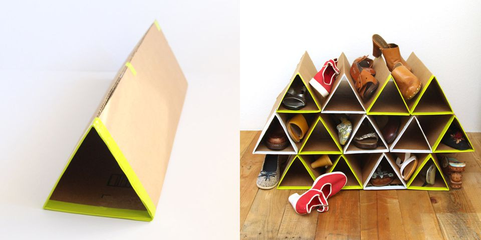 Cardboard Furniture For Dorm Rooms And Urban Nomads