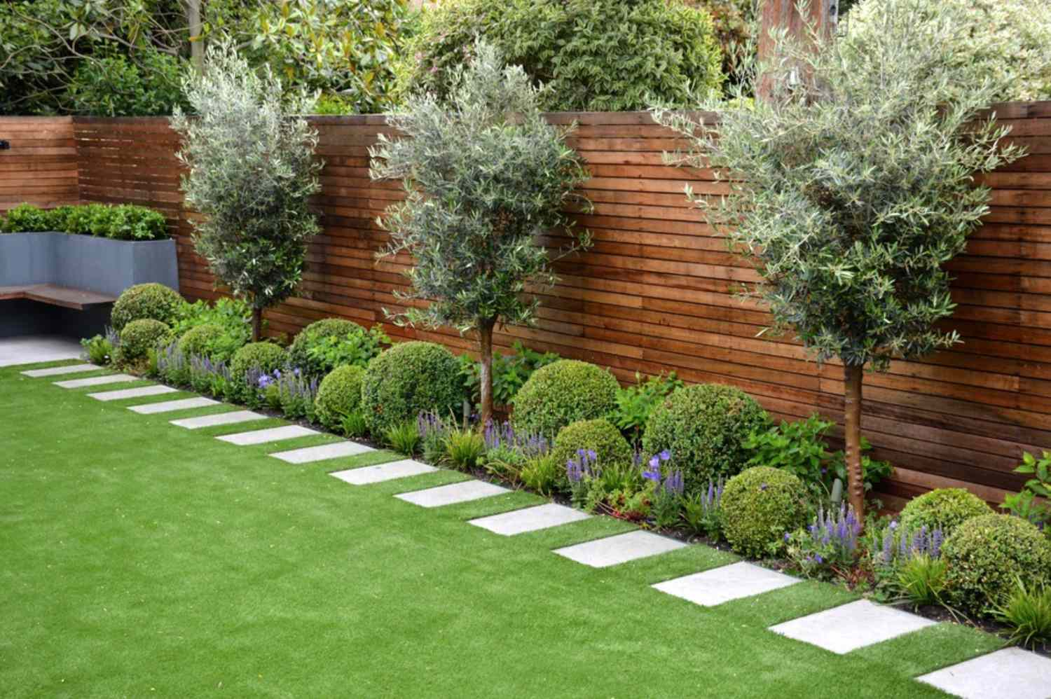 Image of: 49 Backyard Landscaping Ideas To Inspire You