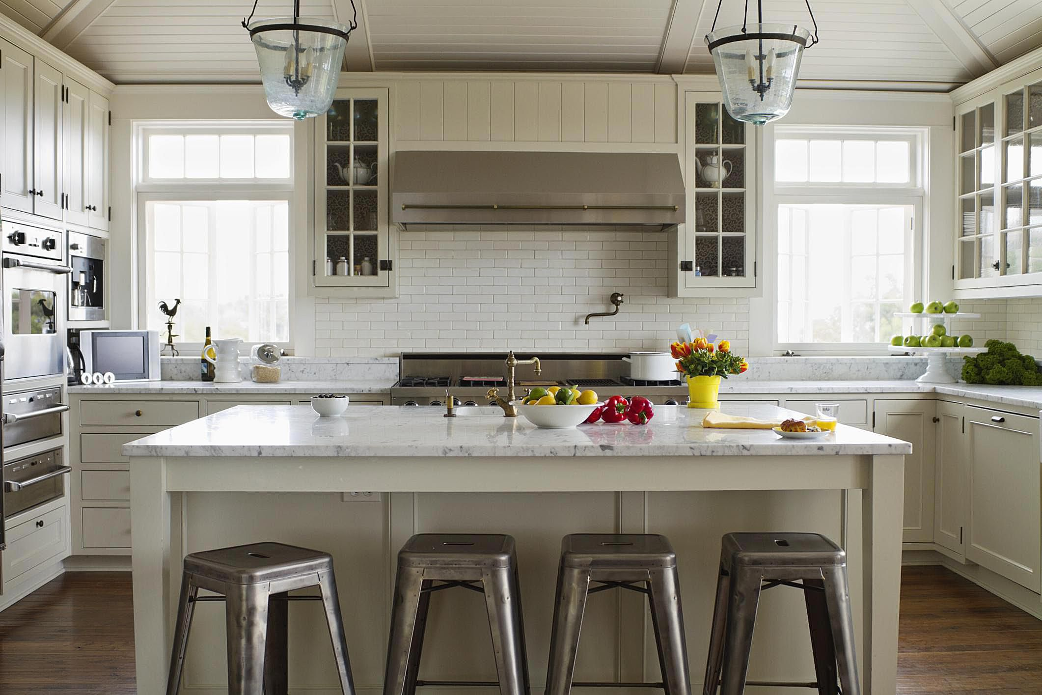 Average kitchen remodel cost in one number - Average cost to have interior house painted ...