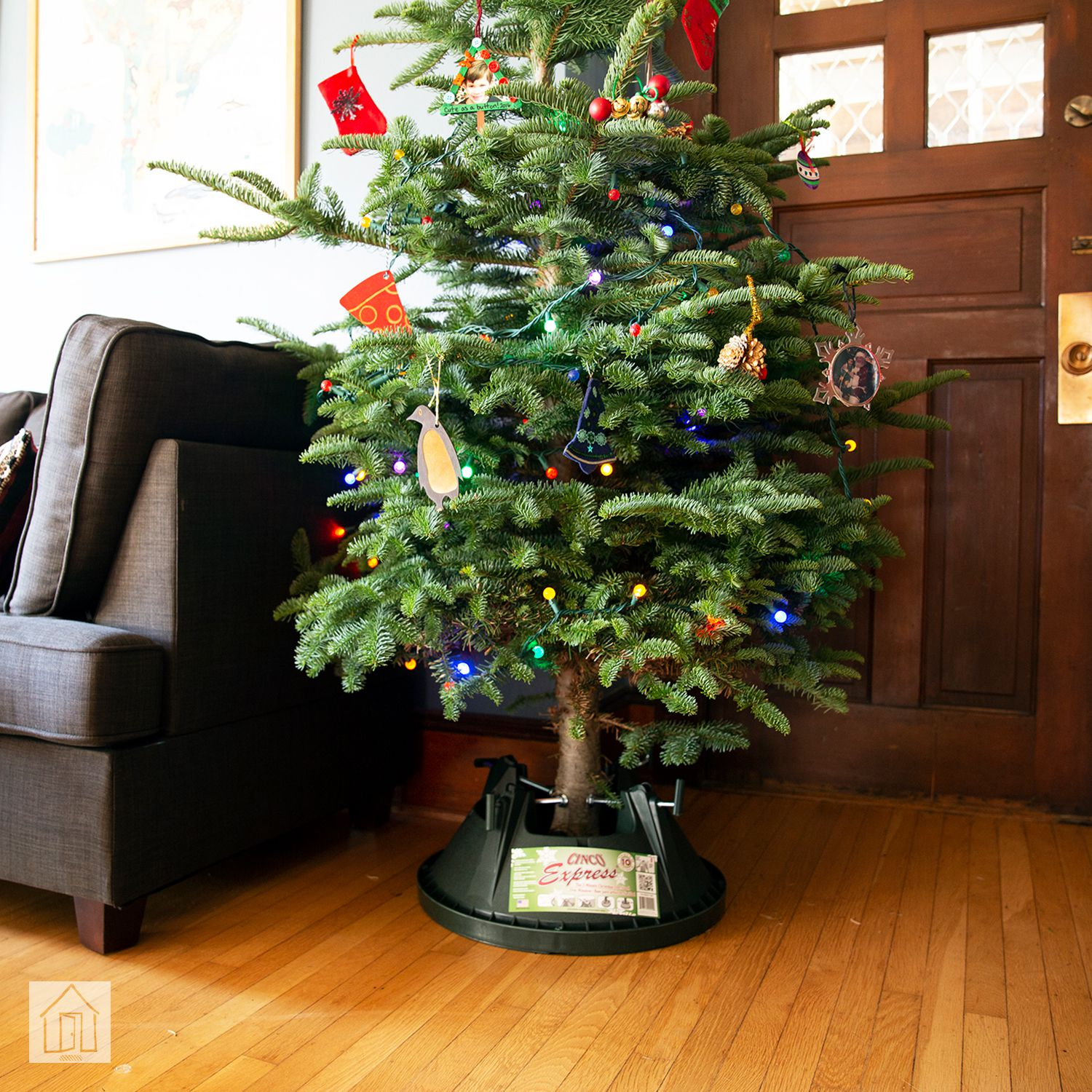The Best most stable Christmas Tree Green Tree Stand