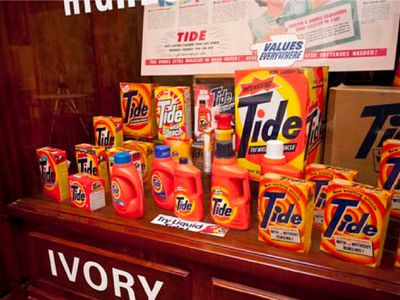 Discover The History Of Tide Laundry Detergent
