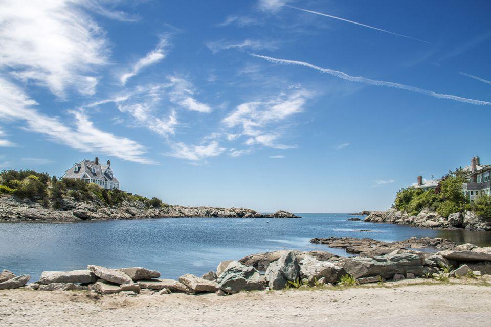 Newport, Rhode Island beach