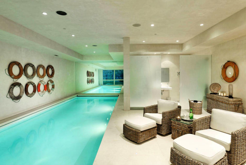 20 Beautiful Indoor Swimming Pool Designs