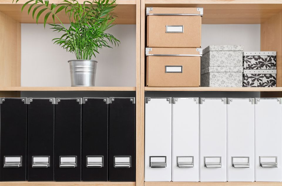 home office decluttering save money