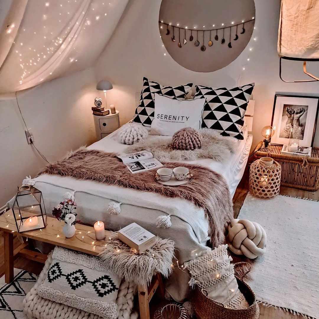 herzenstimme twinkle light bedroom