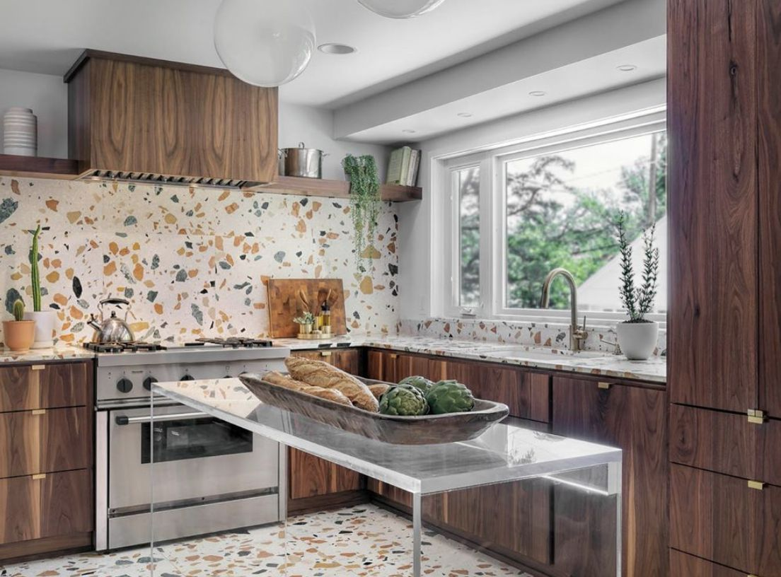 5 Ideas for the Perfect Terrazzo Tile Inspiration