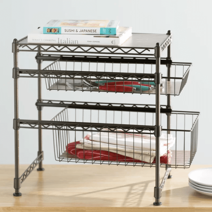 The Best 7 Kitchen Cabinet Organizers Of 2019
