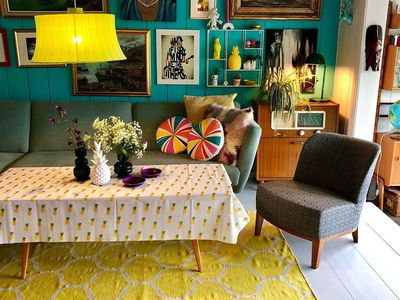 foto de 10 Beautiful Rooms With Geometric Wallpaper