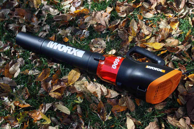 WORX Turbine Leaf Blower