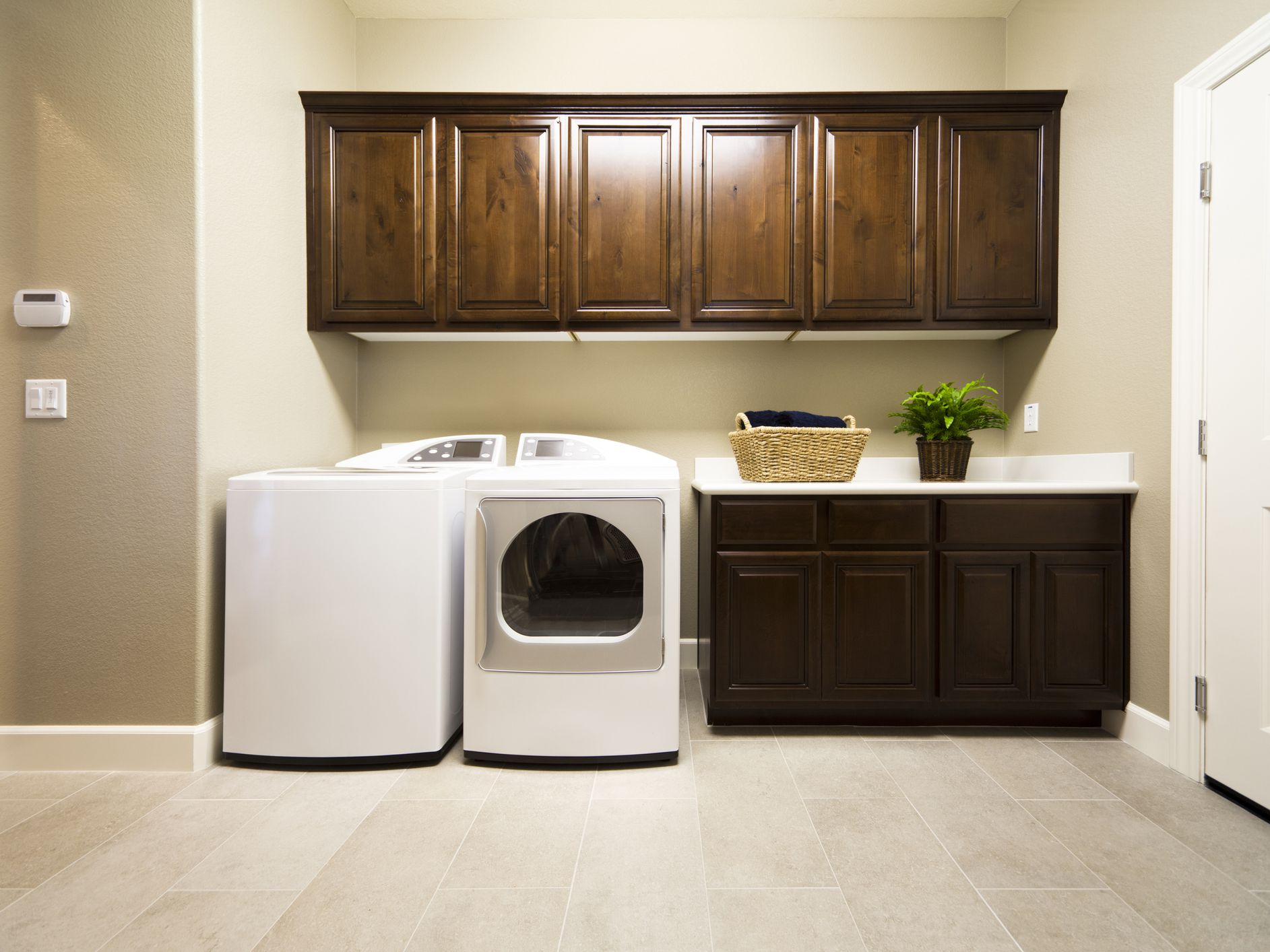 Laundry Room Cabinet Options