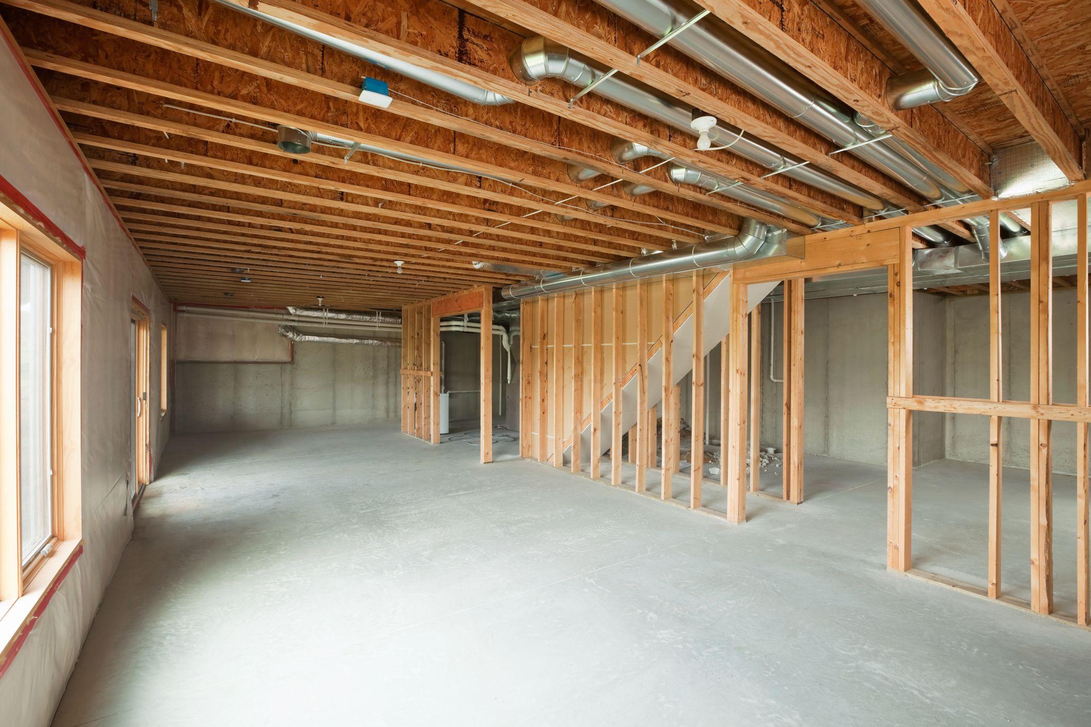 Best green flooring options for basements