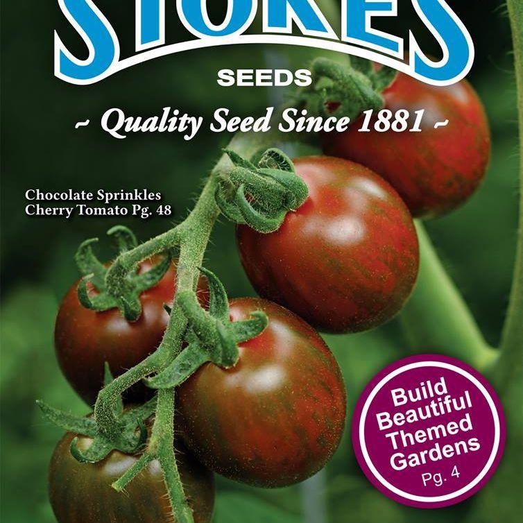 La guía de jardinería Stokes 2018