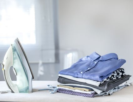 How To Clean An Iron Inside And Out