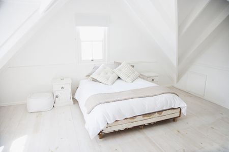 40 Tips For Styling White Rooms New Simple White Bedroom