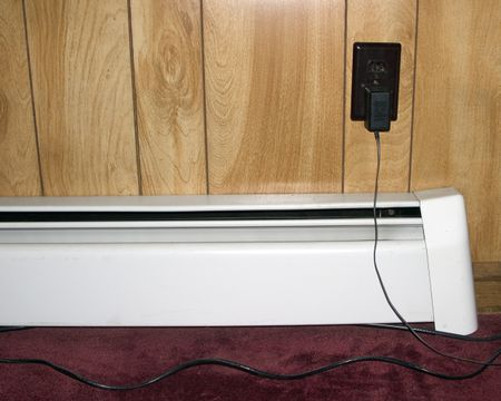 Fine How To Install A 240 Volt Electric Baseboard Heater Wiring 101 Capemaxxcnl