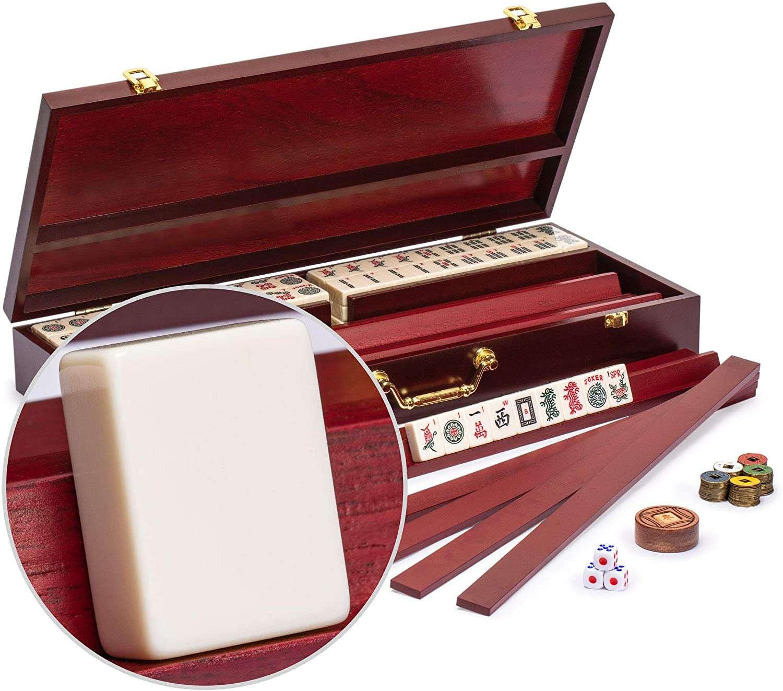 Yellow Mountain Imports American Mahjong Set