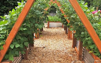 15 Beautiful And Practical Raised Bed Garden Designs