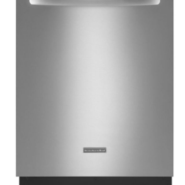 Best Overall Kitchenaid Top Control Tall Tub Dishwasher In Stainless Steel