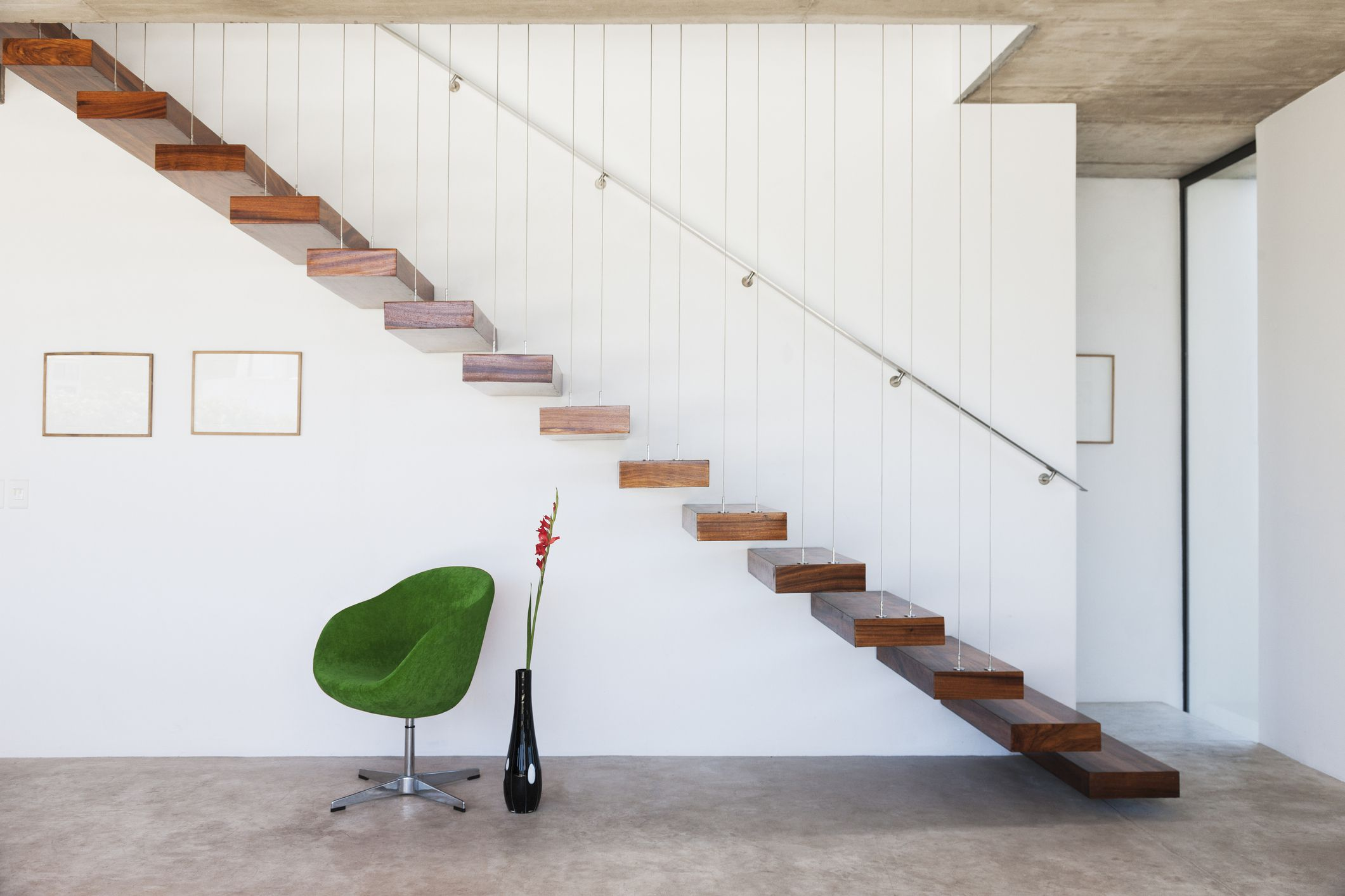 Luxury Small Space Staircase Design