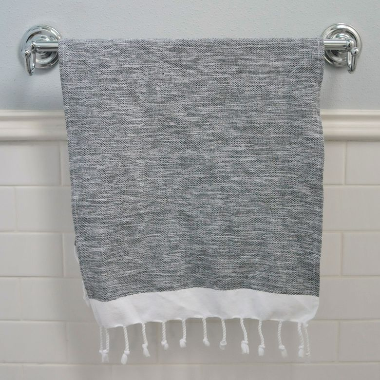 LaModaHome Turkish Cotton Hand Towels