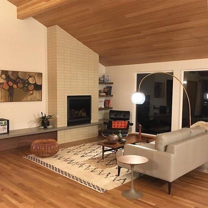 Interior rancho elevado