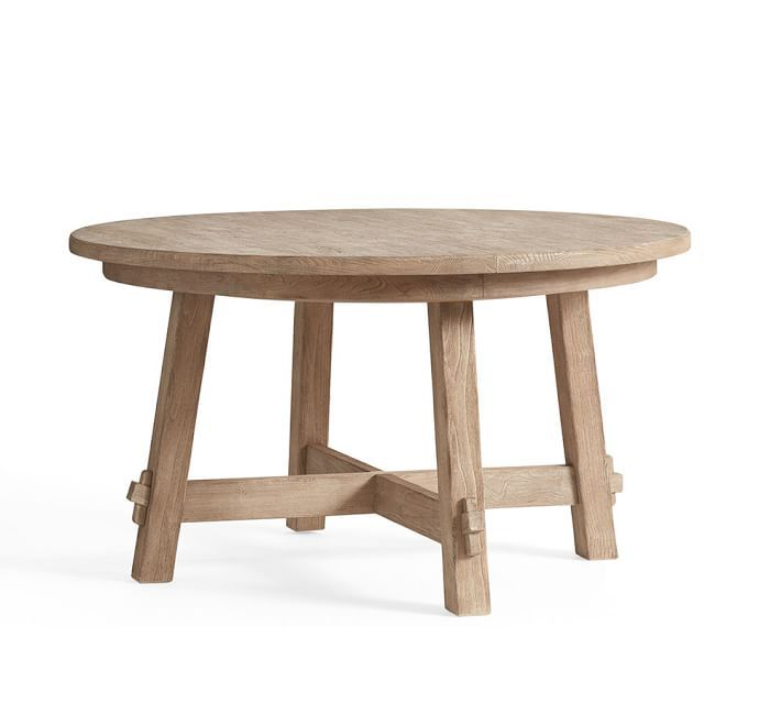 The 10 Best Round Dining Tables Of 2021, Round Table With Leaf Extension