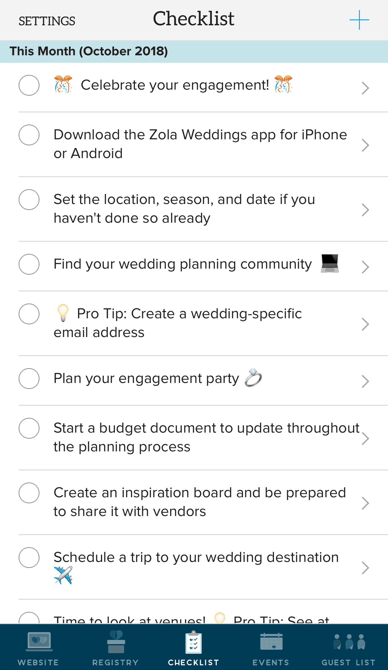 11 best wedding planning apps to keep you organized