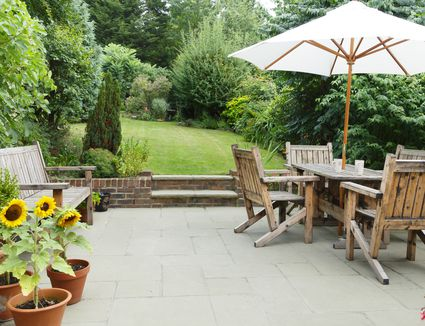 Clean And Care For Wood Garden Furniture