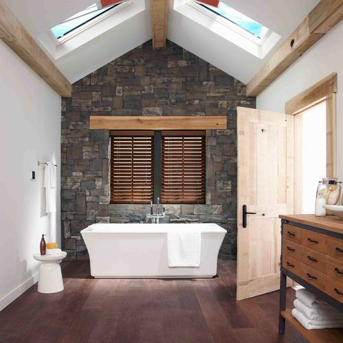 Beautiful Farmhouse Bathroom