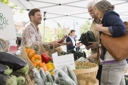 Sell Your Homegrown Produce At A Farmers Market