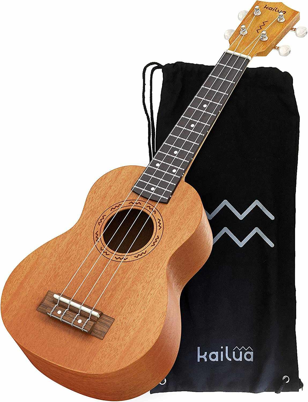 Kailua 4 String Soprano Ukulele