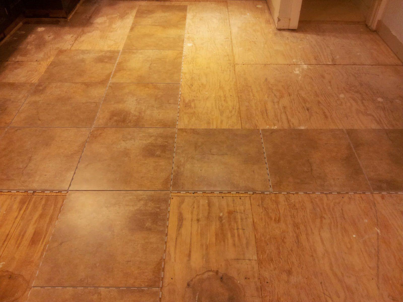 Snapstone Floors Easy Way Lay Ceramic Tile