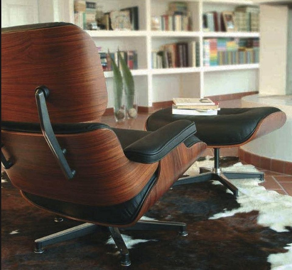 Phenomenal Exlpore The World That Made The Iconic Eames Lounge Chair Machost Co Dining Chair Design Ideas Machostcouk
