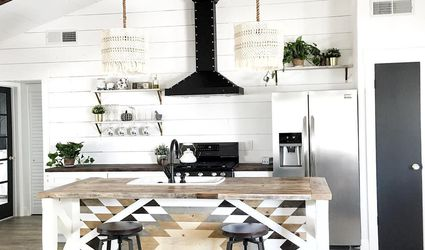 Rustic & Modern Farmhouse Design Ideas