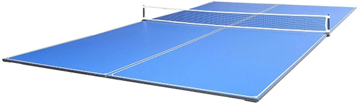 JOOLA Tetra 4 Piece Ping Pong Table Top for Pool Table