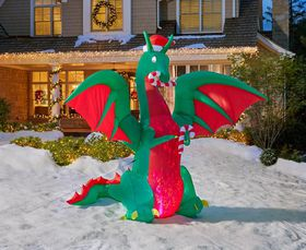 The 7 Best Christmas Inflatables Of 2020