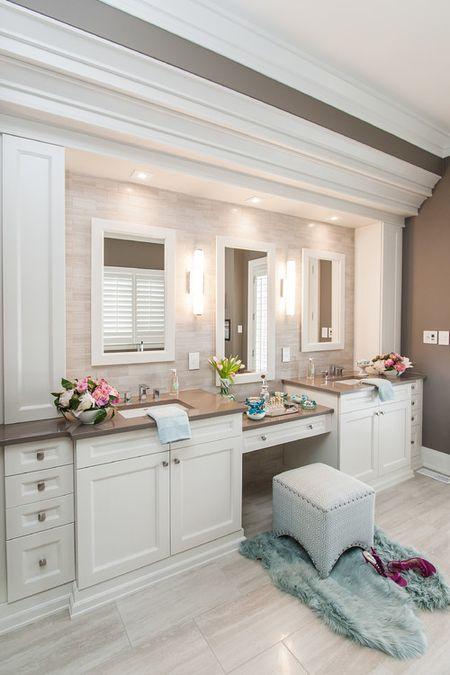 Bathroom Large Vanity Traditional