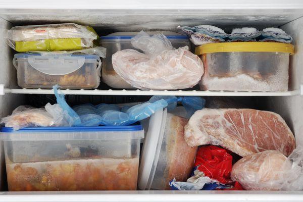 food in freezer, best chest freezers