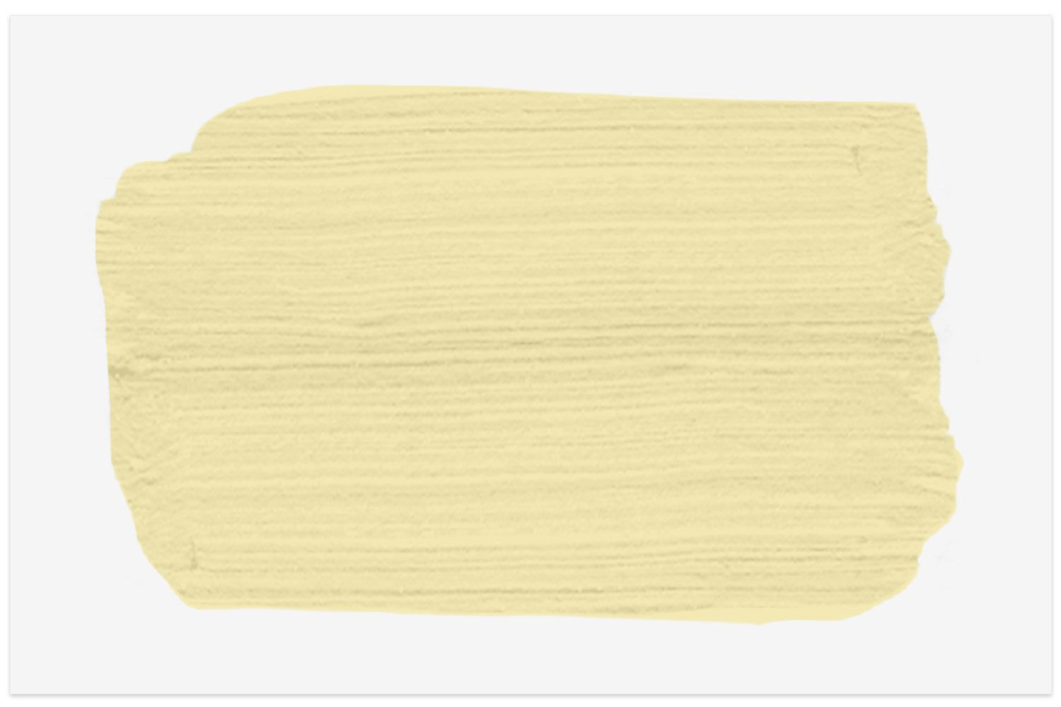 Stucco Cream with Tile Roof paint swatch