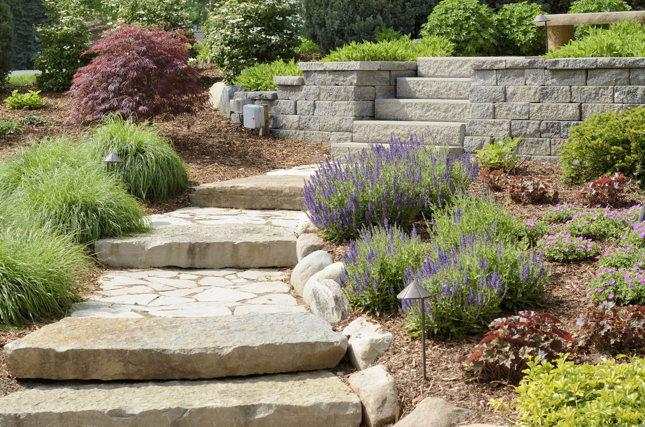 How To Landscape With Rocks