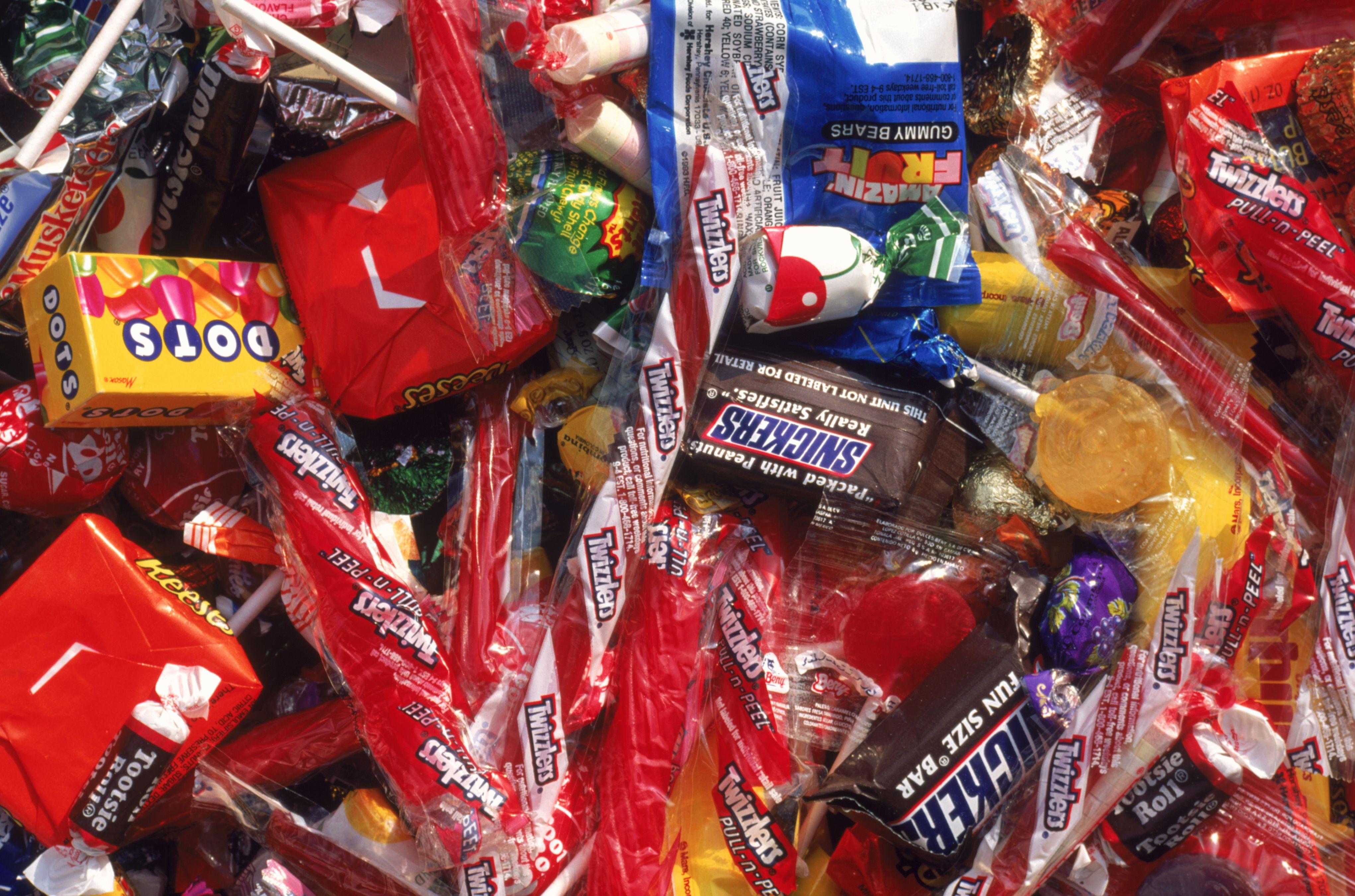 Surtido de dulces