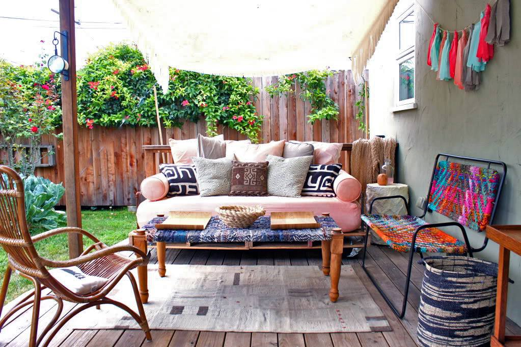 Outdoor Decorating Ideas For Small Es