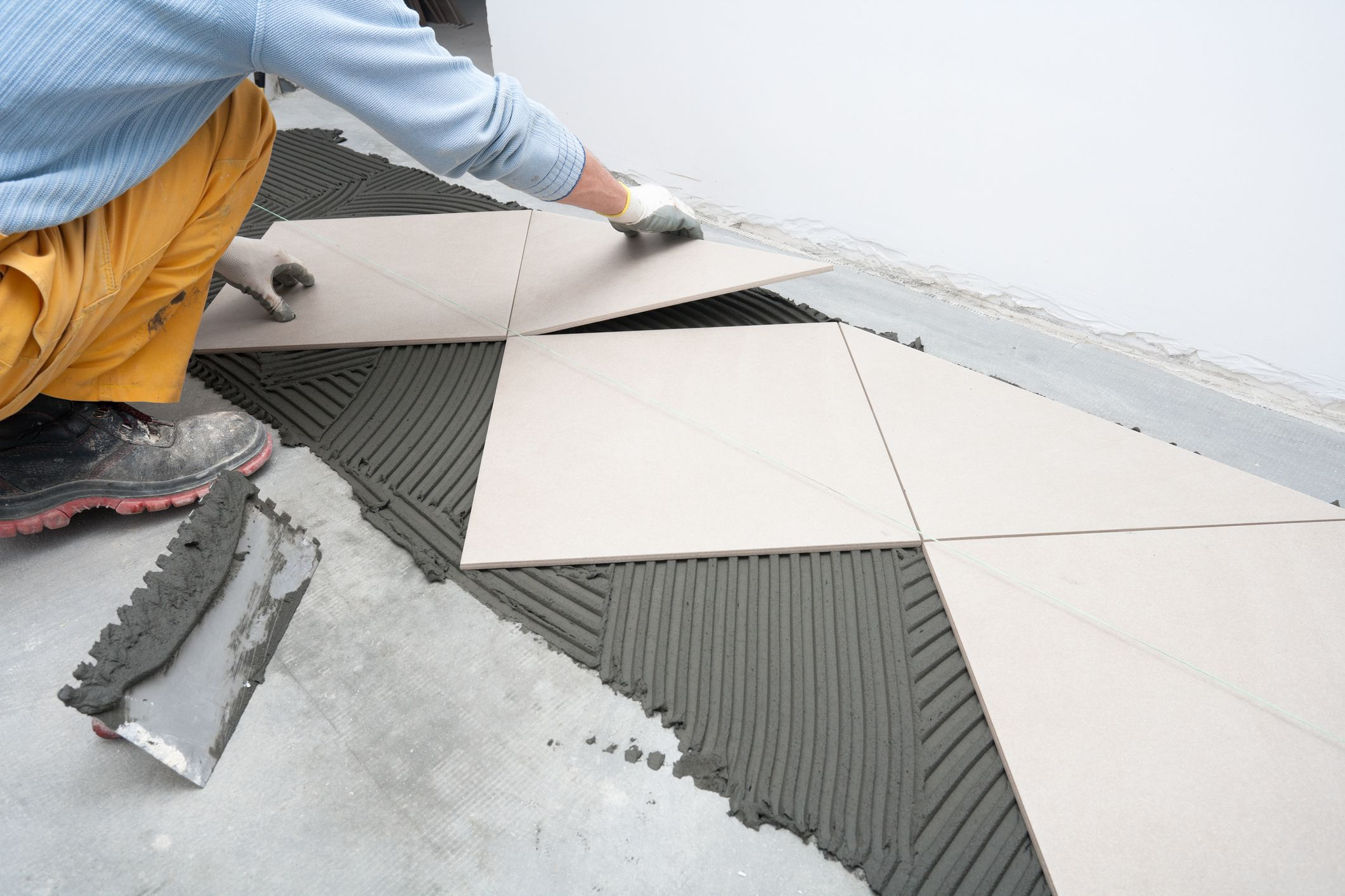 The Difficulties Of Laying Tile